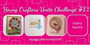 Young crafters unite challenge